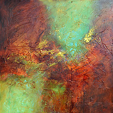 Cosmic by Filomena Booth (Acrylic Painting)