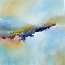 Into the Mist by Filomena Booth (Acrylic Painting)