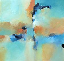 Balancing Act by Filomena Booth (Acrylic Painting)
