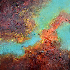 Nebula by Filomena Booth (Acrylic Painting)