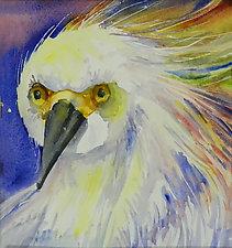 Proud by Terrece Beesley (Watercolor Painting)