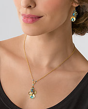 Swiss Topaz and Citrine Jewelry by Judy Bliss (Gold & Stone Jewelry)