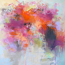 Flourish by Debora  Stewart (Acrylic Painting)