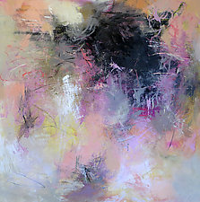 Blush by Debora  Stewart (Acrylic Painting)