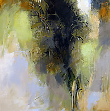 Tendril by Debora  Stewart (Acrylic Painting)