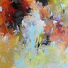 Garden 2 by Debora  Stewart (Acrylic Painting)