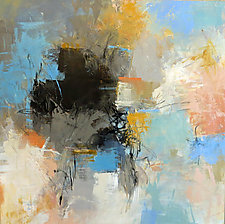 Passages 2 by Debora  Stewart (Acrylic Painting)