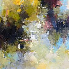 Terrain by Debora  Stewart (Acrylic Painting)