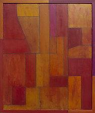 Blood Orange by Stephen Cimini (Oil Painting)