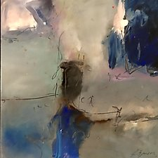 Opus 75 by Ron Reams (Acrylic Painting)