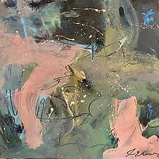 Opus 67 by Ron Reams (Acrylic Painting)