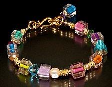 Karma Caribbean Bracelet by Ricky Bernstein (Beaded Bracelet)