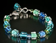 Jumble Ocean Bracelet by Ricky Bernstein (Beaded Bracelet)