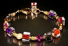 Karma Autumn Bracelet by Ricky Bernstein (Beaded Bracelet)