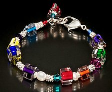 Karma Bright Primary Bracelet by Ricky Bernstein (Beaded Bracelet)