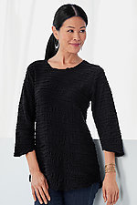 Fiore Classic Shirttail Tunic by Carol Turner (Knit Tunic)