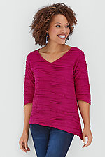 Fiore Angle Top by Carol Turner (Knit Top)
