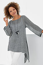 Portofino Tunic by Carol Turner  (Linen Tunic)