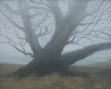 Sea Mist by Mary Jo Van Dell (Oil Painting)
