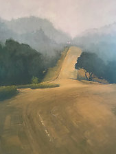 Headlands by Mary Jo Van Dell (Oil Painting)