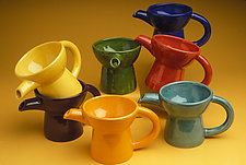 Creamer by Abby Salsbury (Ceramic Serving Piece)