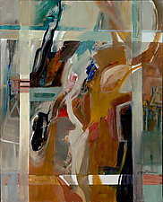 Blue Rhapsody by Carole Guthrie (Giclee Print)