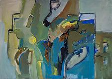 Summer Sun by Carole Guthrie (Acrylic Painting & Giclee Print)