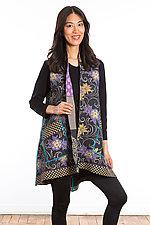 A-Line Vest #2 by Mieko Mintz  (Size 1 (2-12), Cotton Vest)