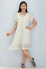 Kantuck Dress by Mieko Mintz (Woven Dress)