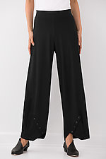 Wide Leg Bistro Pant by Spirithouse  (Knit Pant)