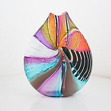 Brightside by Jeffrey P'an (Art Glass Vessel)