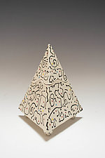 Squiggle Box by Vaughan Nelson (Ceramic Box)