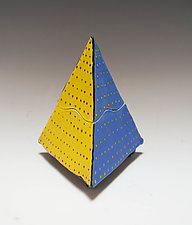 Primary Triangle by Vaughan Nelson (Ceramic Box)