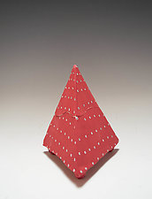 Red Triangle by Vaughan Nelson (Ceramic Box)