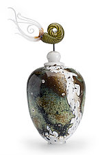 Endure by Jennifer Caldwell and Jason Chakravarty (Art Glass Sculpture)