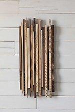 Stagger by Steve Uren (Wood Wall Sculpture)