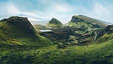 Scotland Landscape by Matt Anderson (Color Photograph)