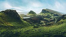 Scotland Landscape by Matt Anderson (Color Photograph)
