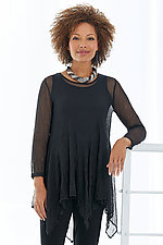 Concord Mesh Tunic by Comfy USA  (Mesh Tunic)