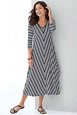 Victoria Dress by Comfy USA  (Knit Dress)