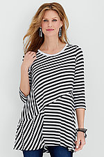 Leah Tunic by Comfy USA  (Knit Tunic)