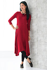 Monroe Dress by Comfy USA  (Knit Dress)