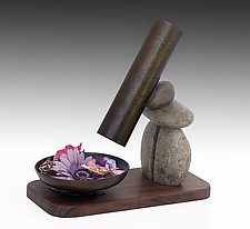 Balanced Rock by David Corbin (Mixed-Media Kaleidoscope)