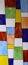 Bold by Gerald Davidson (Art Glass Wall Sculpture)