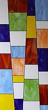 Bold by Gerald Davidson (Art Glass Wall Sculpture)