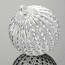 Sugar Cookie by Eben Horton (Art Glass Ornament)