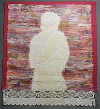 Woman by Natalya Khorover Aikens (Fiber Wall Hanging)