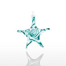 Wanderlust by Mariel Waddell and Alexi Hunter (Art Glass Ornament)