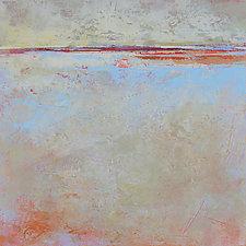 Migrant Shores by Victoria Primicias (Oil Painting)