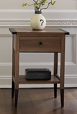 End Table by Tom Dumke (Wood End Table)